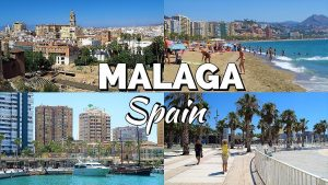 MALAGA CITY TOUR / SPAIN